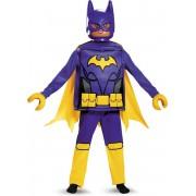 Deluxe LEGO® movie Batgirl kostuum voor kinderen - Verkleedkleding - Maat 140/152