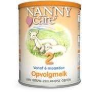 Nanny Care Opvolgmelk 2 900gr