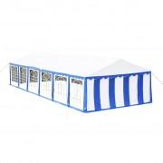 vidaXL Party Tent 12 x 6 m Blue