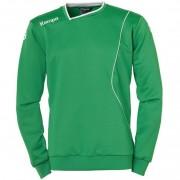 Kempa Trainingstop CURVE - grün/weiß | L