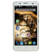 "Mediacom Smartphone Mediacom PhonePad Duo G511 Dual Sim 5"" Quad Core 8Gb 4G LTE Gold"