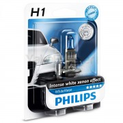 1 ampoule H1 Philips WhiteVision 4300k