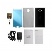 EY Ulefone Mezclar 5,5 Pulgadas 13MP +5MP Cámara Trasera Doble 4GB RAM 64GB ROM 4G Teléfono-negro