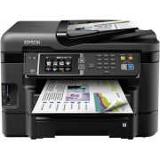 Epson WorkForce WF-3640DTWF Multifunctionele inkjetprinter Printen, Faxen, Kopiëren, Scannen ADF, Duplex, LAN, WiFi