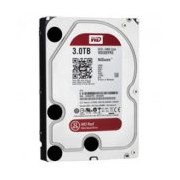 DISCO DURO WD RED 3.5 3TB SATA3 6GB/S 64MB INTELLIPOWER 24X7 HOTPLUG P/NAS 1-8 BAHIAS