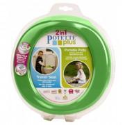 Toaleta portabila - olita portabila, Potette Plus verde