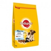 Pedigree Dry 2kg Junior Talie Mica