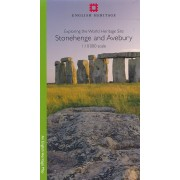 Historische Kaart Exploring the World Heritage Site – Stonehenge and Avebury | English Heritage