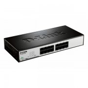 D-Link 16 10/100 Desktop Switch, DES-1016D/E DES-1016D/E