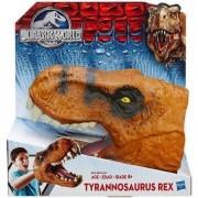 Jurassic World Chomping Tyrannosaurus Rex Head, Head chomps Like a T-Rex