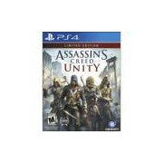 Assassins creed unity: limited edition - ps4