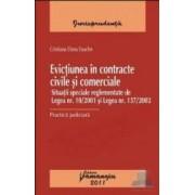 Evictiunea in contracte civile si comerciale - Cristiana Dana Enache