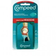 JOHNSON & JOHNSON SpA Compeed Vesciche Talloni 5pz (923782181)