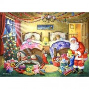 The House Of Puzzles Christmas Dreams Christmas Collectors Edition No.4 1000 Piece Jigsaw Puzzle