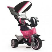INJUSA - Triciclo Body Sport Rosa