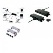 EXSYS Convertisseur USB 1.1 - 4 ports sériels RS232,vissable