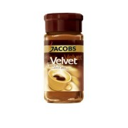Jacobs Velvet cafea instant 100g