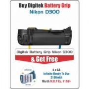 Digitek Battery Grip Nikon D300 / D700 / D900