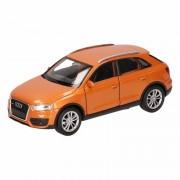 Audi Speelgoed oranje Audi Q3 auto 12 cm - Action products