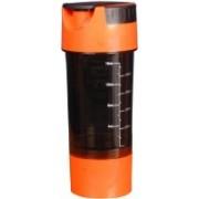 Tuff Tuff Cyclone Shaker 500 ml Shaker(Pack of 1, Black, Orange)