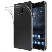 ultra tanak silikonski omot za Nokia 6, proziran