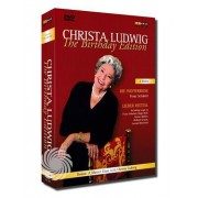 Video Delta CHRISTA LUDWIG - THE BIRTHDAY EDITION - DVD