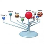 Ioffersuper 1 Pcs Motorized Solar System Labs Solar System Planetarium Model For Kids