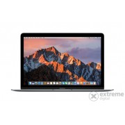 """Apple MacBook 12"""" (2017) m3 1.2GHz,8GB,256GB,HD 615, ENG tipkovnica, space gray (mnyf2ze/a)"""