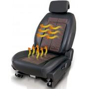 KIYO teflonszálas ülésfűtés, 1 üléshez, 2 fokozatú nyomógombos (35°C/45°C) (KY-AWHL-TEFL-PSH02-S1)