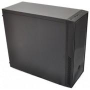Cooler Master Silencio 550 - Midi-Tower USB3 - Schwarz Matt