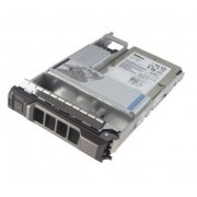 Dell 900GB 15K rpm SAS 4Kn 2.5in Hot-plug Hard Drive with 3.5in Hybrid Carrier