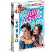 Puzzle Clementoni - Soy Luna, 250 piese (57155)