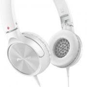 Pioneer SEMJ522W Dynamic Stereo Headphones
