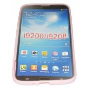Силиконов гръб ТПУ за Samsung Galaxy I9200 Mega 6.3 Розов