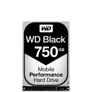 Western Digital Black 750GB Serial ATA III internal hard drive