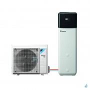 Daikin Pompe à chaleur DAIKIN Altherma 3 R ECH2O Bivalent moyenne température gaz R-32 taille 4 ERGA04DV + EHSHB04P30D2 4kW 300L A+++