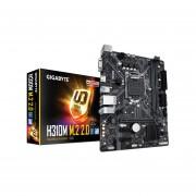 T. Madre Gigabyte H310M M.2, Chipset Intel H310, Soporta, Core