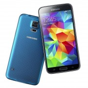 Débloqué Samsung Galaxy S5 G900F 16Go 16MP 5,1 pouces Smartphone écran tactile téléphone EU Noir Bleu