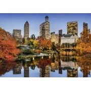 Puzzle Nathan - New York in Autumn, 1.500 piese (62555)
