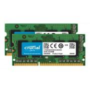 Crucial 8GB PC3-12800 Kit 8GB DDR3 1600MHz memory module