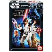 Educa Puzzle Star Wars A New Hope 1000 de piese 17126