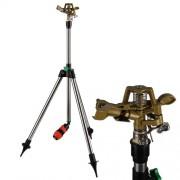 Automatický zavlažovač trávníků s teleskopickým stojanem