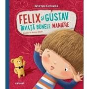 Felix si Gustav invata bunele maniere/Katarzyna Koz3owska