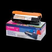 Празна тонер касета TN320M (TN-320M) Magenta - 1.5k