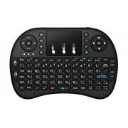 Mini tastiera QWERTY Wi-Fi 2.4GHz LKM Security LKM-KEY02BK