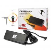 OkTech Ok-HE90NP carregador específico para laptop HP 90W (19.5 v 4. 62A / 4,5 mm * 3. 0 mm)