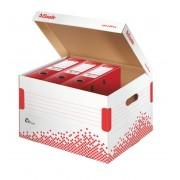 Container arhivare bibliorafturi SpeedBox Esselte