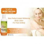 Yana Advanced Soft Touch Body Lotion For Dry Skin