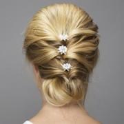 Rapunzel® Styling e cura del capello Fermaglio per capelli Fiore