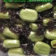 Taveners Chocolate Limes Wrapped Choc Limes Sweets